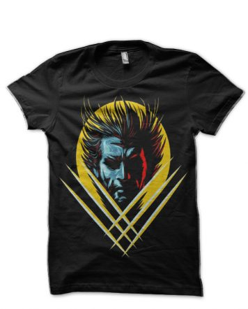 X-men Black T-Shirt