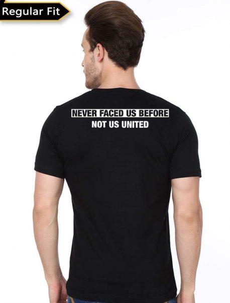 Zack Snyder's Justice League Black T-Shirt