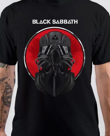 Black Sabbath Band T-Shirt