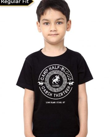 Camp Half Blood Kids T-Shirt