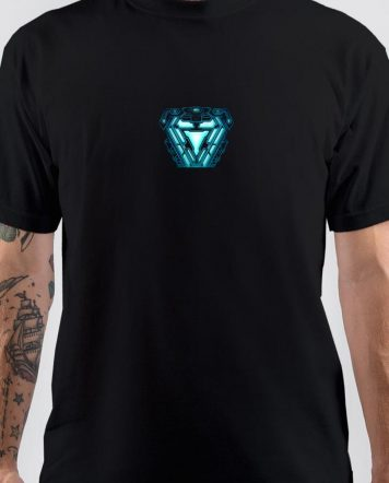 Iron Man Reactor T-Shirt