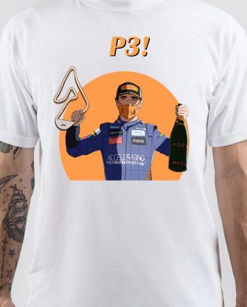 Lando Norris Winning Moment T-Shirt