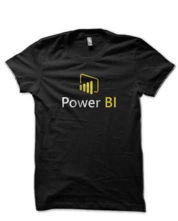 Power IB Black T-Shirt