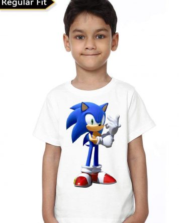 Sonic the Hedgehog Kids T-Shirt