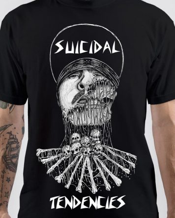 Suicidal Tendencies Band T-Shirt