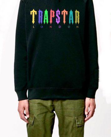 Trapstar London Black Hoodie