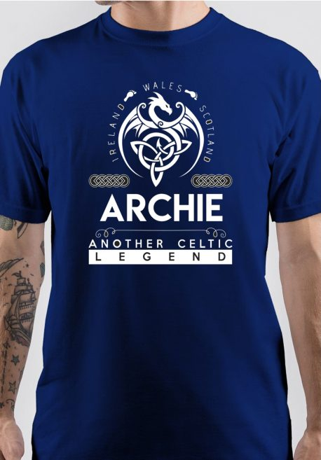 Archie Comics Navy Blue T-Shirt