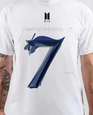 BTS Map Of The Soul 7 T-Shirt