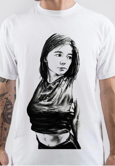 Bjork Art T-Shirt