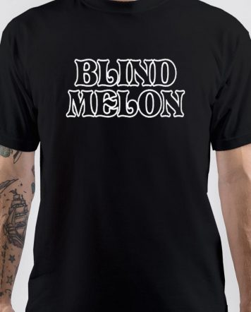 Blind Melon Band Logo T-Shirt