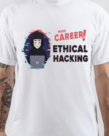 Certified Ethical Hacker Logo T-Shirt