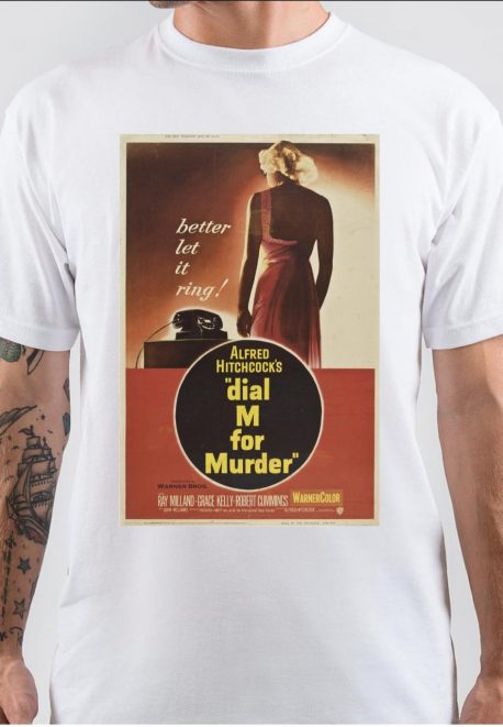 Dial M For Murder T-Shirt