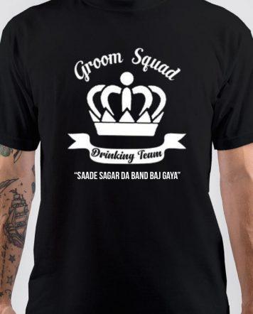 Groom Squad T-Shirt