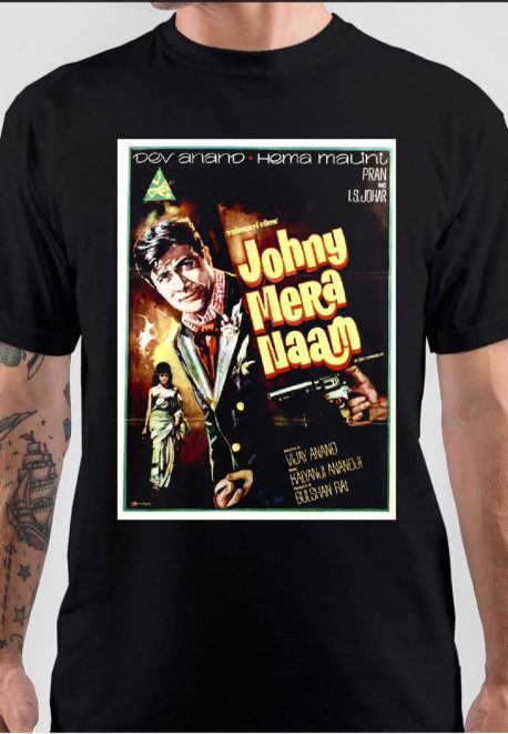 Johny Mera Naam T-Shirt