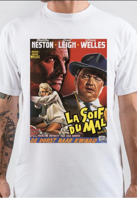 La Soif Du Mal T-Shirt