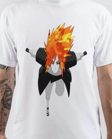 Madara Uchiha Art T-Shirt