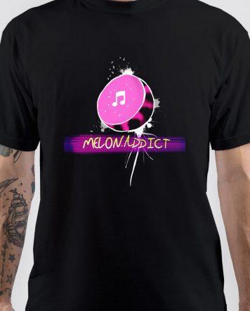 Melon Addict Blind Melon Band T-Shirt