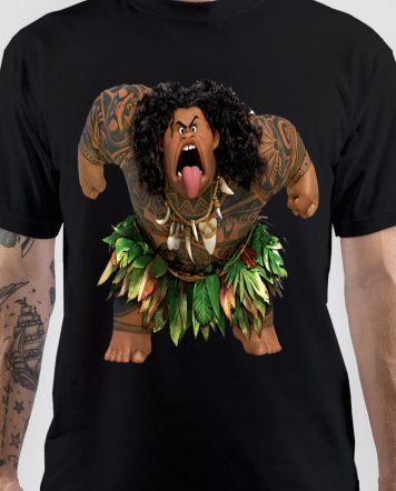 Moana Art T-Shirt