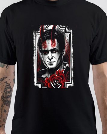 Ted Bundy Art T-Shirt