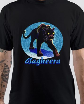 The Jungle Book Bagheera T-Shirt