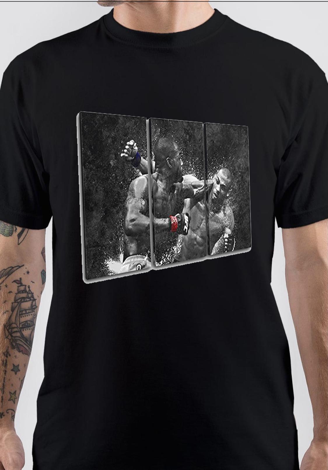 Edson Barboza T-Shirt And Merchandise