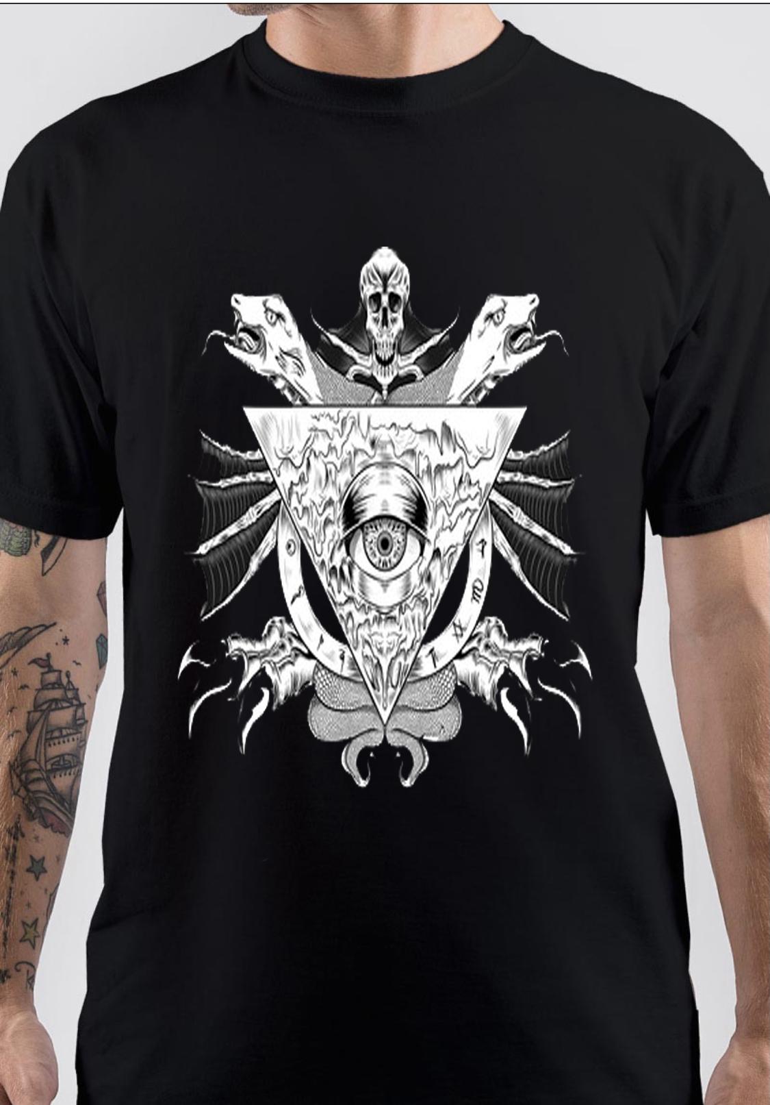 Illuminati T-Shirt And Merchandise