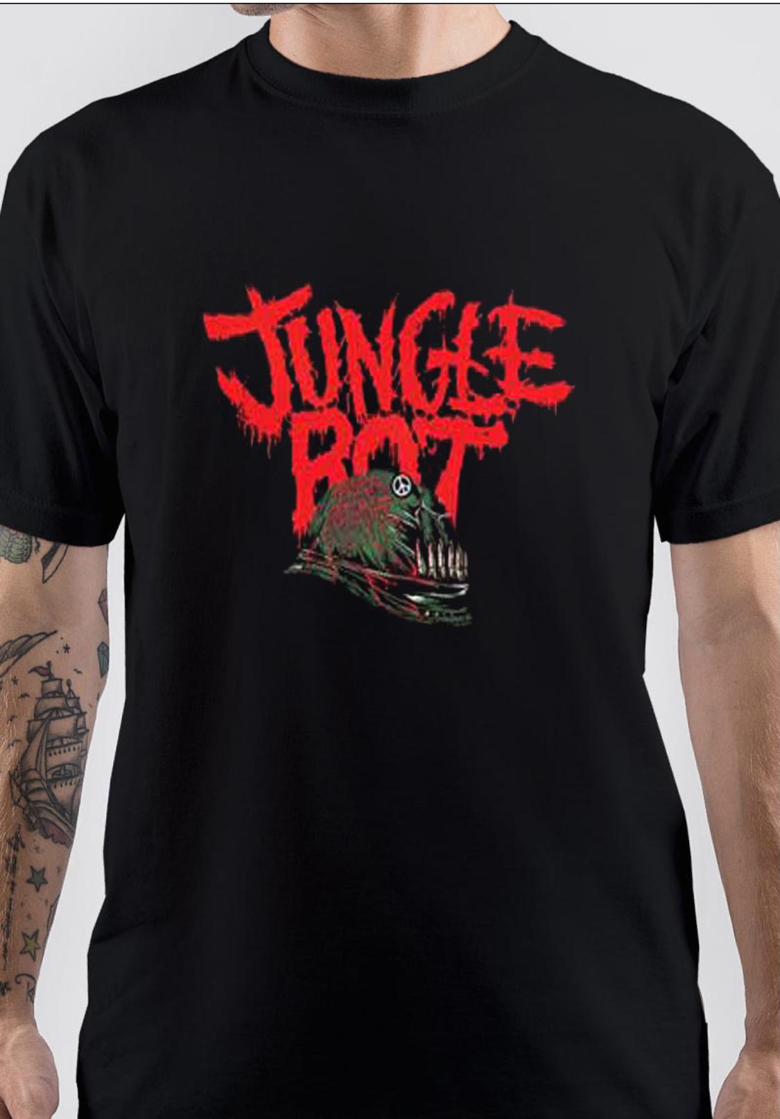 Jungle Rot T-Shirt And Merchandise