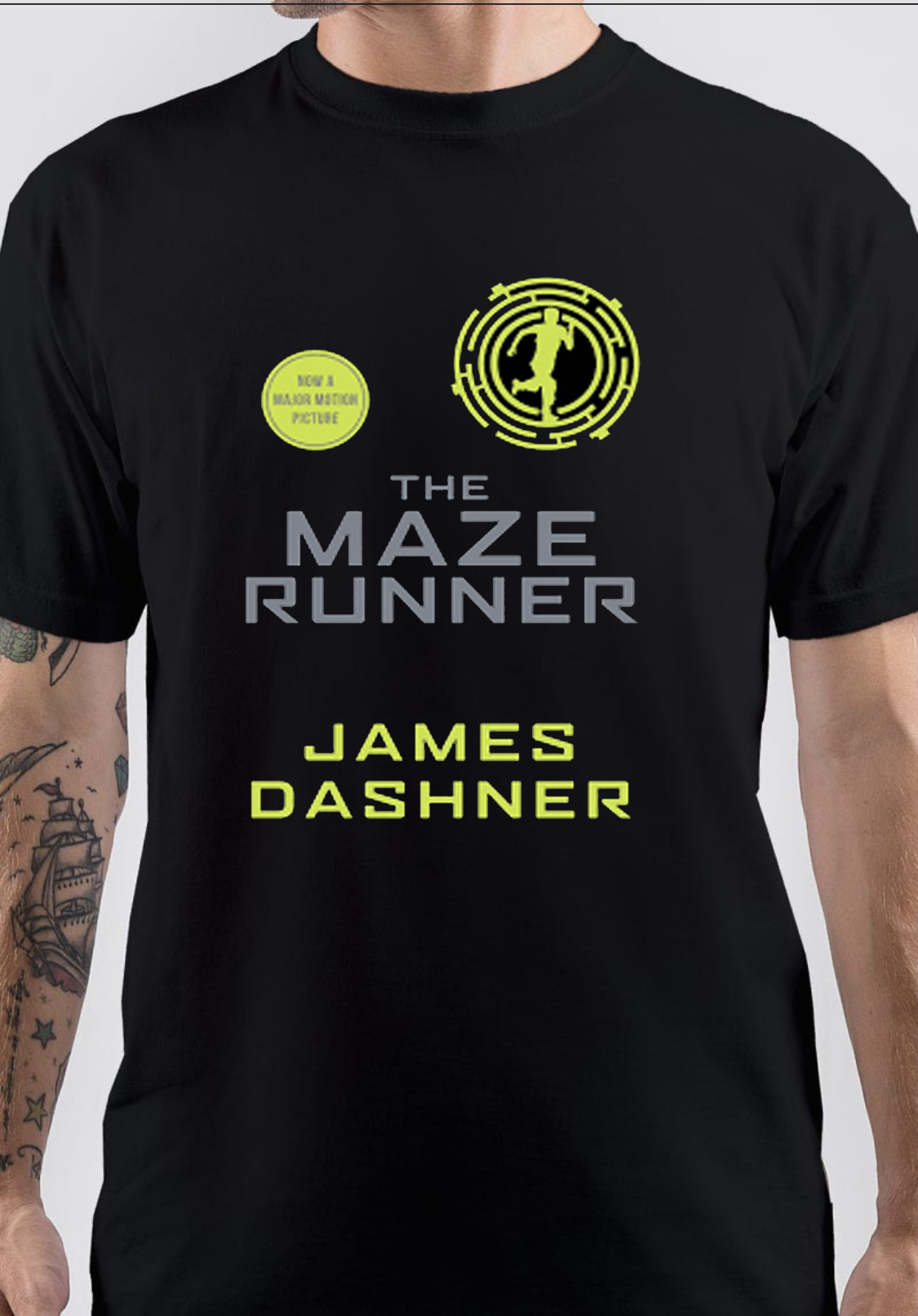 Maze Runner T-Shirt And Merchandise