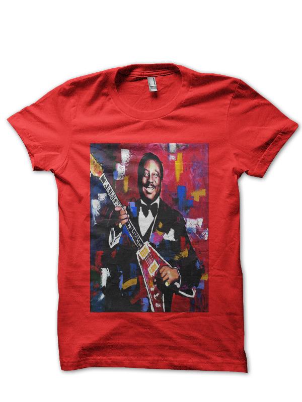 Albert King T-Shirt And Merchandise