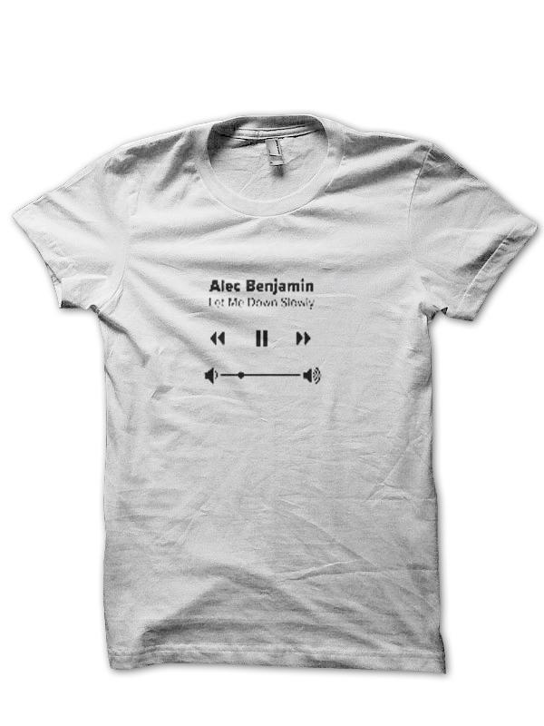 Alec Benjamin T-Shirt And Merchandise