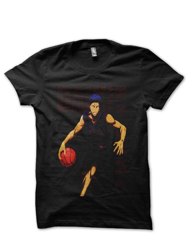 Daiki Aomine T-Shirt And Merchandise