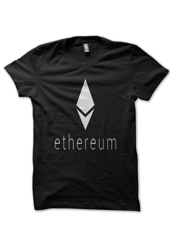 Ethereum T-Shirt And Merchandise