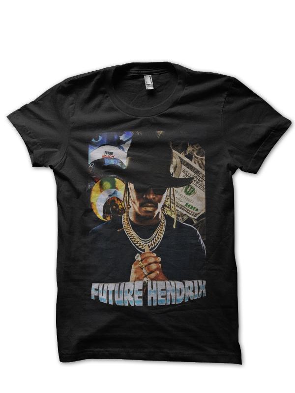 Future Hendrix T-Shirt And Merchandise