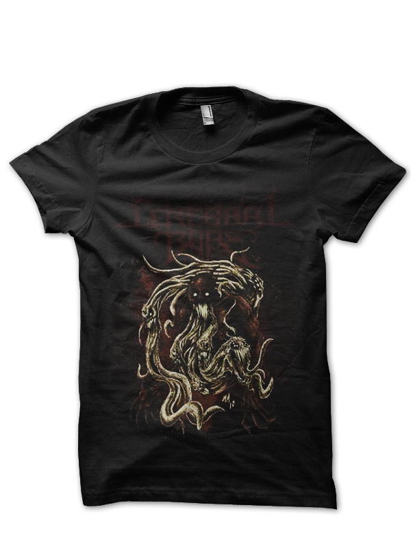 Cerebral Bore T-Shirt And Merchandise