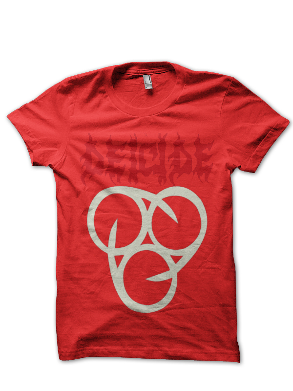 Deicide T-Shirt And Merchandise