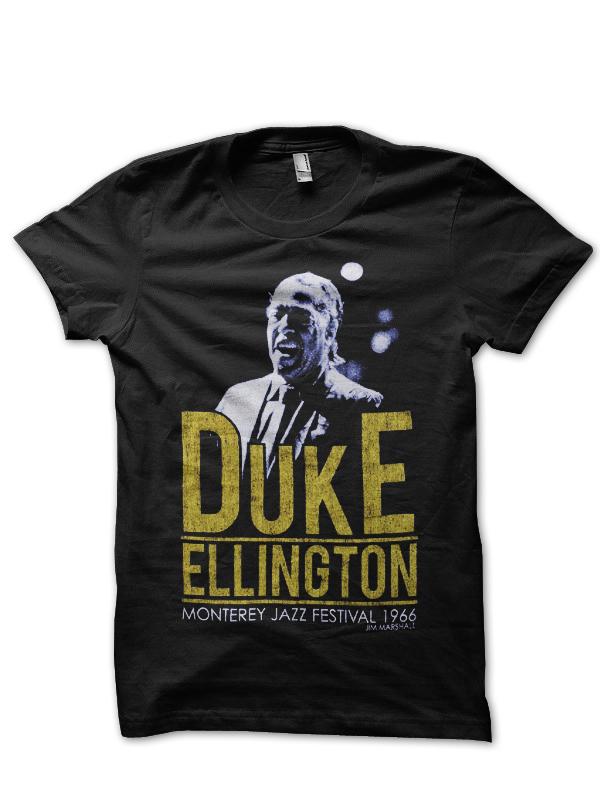 Duke Ellington T-Shirt And Merchandise