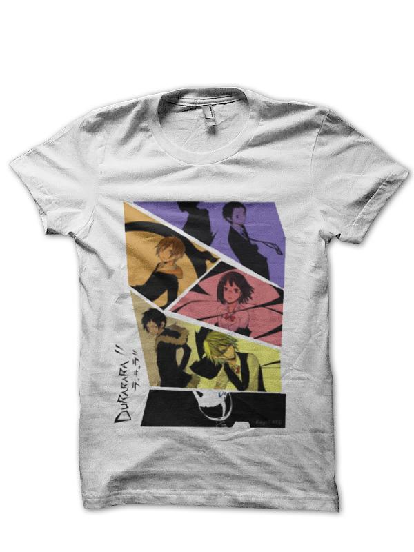 Durarara T-Shirt And Merchandise