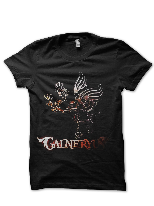 Galneryus T-Shirt And Merchandise