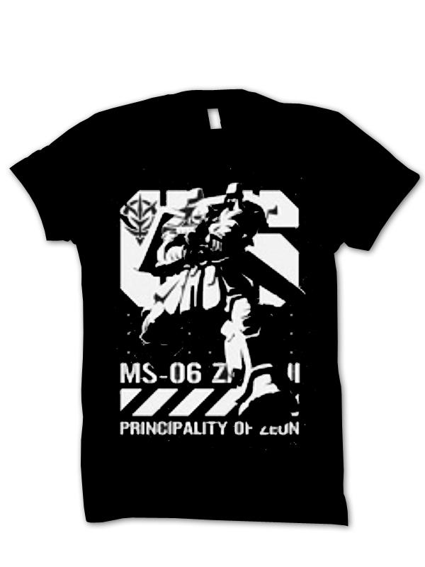 Mobile Suit Gundam Thunderbolt T-Shirt And Merchandise