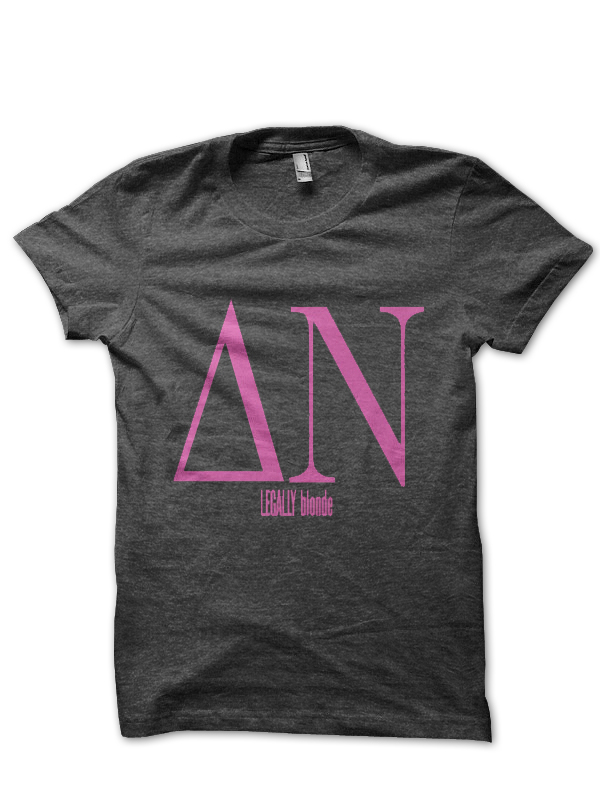 Legally Blonde T-Shirt And Merchandise