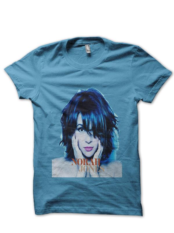 Norah Jones T-Shirt And Merchandise