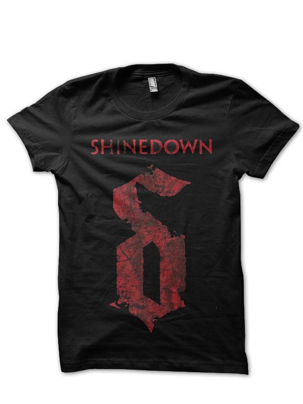 Shinedown T-Shirt And Merchandise